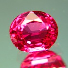 pink natural spinel noheat