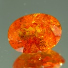 Yellow orange Tanzanian mandarine
