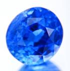 natural kashmir blue burma sapphire no heat