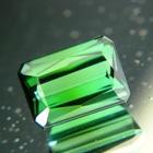 Fine mint green Ceylon tourmaline