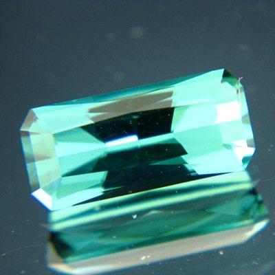 Rich green blue Mozambique indicolite
