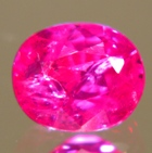myanmar natural pink ruby