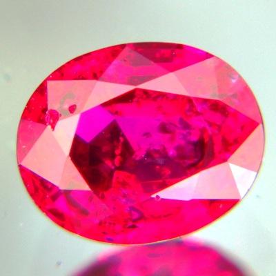 Pigeon Blood Burma Ruby 1.32 carat