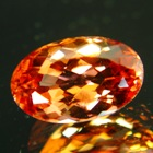 unheated imperial topaz from ouro preto best shade and hue