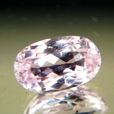 princess pink kunzite over five carat