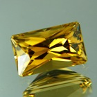 golden yellow tourmaline