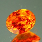 Wild Fish Gems - Orange gemstones