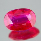 untreated red ruby