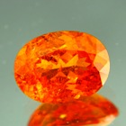 Golden orange Tanzanian Mandarine