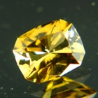 Gold and yellow Mozambique Tourmaline
