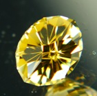 natural yellow tourmaline from india