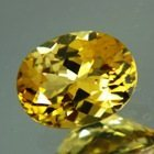 Olive yellow sparkly Mozambique Tourmaline