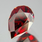 Bordeaux red Ceylon Zircon.