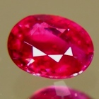 ruby, garnet, coral, silimanite cat's eye all gemstones natural unheated and untreated