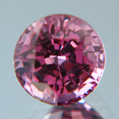 Rich reddish purple Ceylon spinel