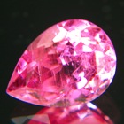 Neon Rubellite no heat certified