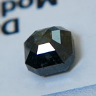 opaque fancy black cut brilliant diamonds without artificially coloring over one carat and creative