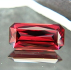 Reddish purple Ceylon Zircon.