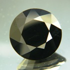 beautiful black spinel non heated no treatment