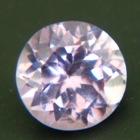 No heat pink-purple color changer sapphire