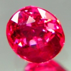 red spinel and tsavoritesgemstones untreated