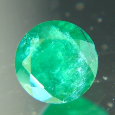 zimbabwe emerald oval fine color quality oil only round brilliant