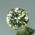 unheated natural green sapphire 5mm round