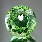 beautiful green tourmaline natural unheated