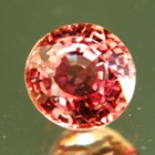 burma padparadscha beautiful no-heat