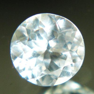 unheated white sapphire adamantine luster