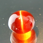 untreated cat's eye gem
