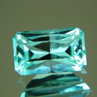 Un-oiled Brazilian Emerald with highest clarity double certified GIA and IGI
