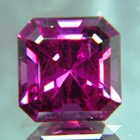 purple garnet gemstone natural