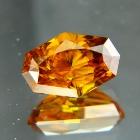 Rainbow cinnamon yellow Pakistani titanite