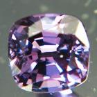 Deep Violet Ceylon spinel