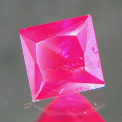 square scissor no heat ruby Winza