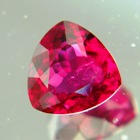 trillion untreated african ruby