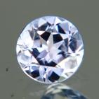 Lively violet blue Montana sapphire