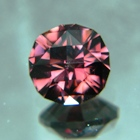 Bordeaux purple Ceylon Zircon.
