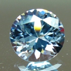amazing natural white sapphire