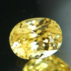 Rich sunshine yellow Ceylon Zircon