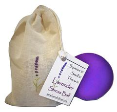 Lavender Printed Gift Bag
