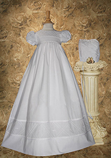 Gorgeous 34  Heirloom Christening Gown