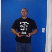 Joey Colquitt, Mens Powerlifting competition