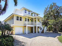 Sanibel pool home for sale