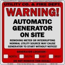 New York State Sitepower Emergency Generator Sales