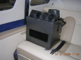 experimental aircraft air conditioning home