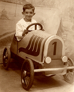 Dad at Coney Island - Circa 1922