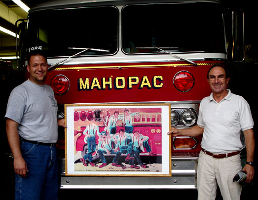 Mahopac Volunteer Fire Department