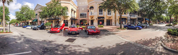 CCO Shows at Winter Park Village